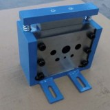 "Round Pipe Shearing Die for Bolton Tools M55 (55 Ton) Ironworker Machine  1/4"", 3/8"", 1/2"", 5/8"", 3/4"". 1"""