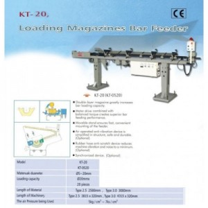 CBT Auto-bar feeding KT-20