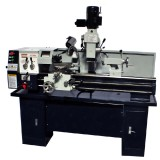 "12"" x 36"" Gear Head Lathe Mill Drill Combo 