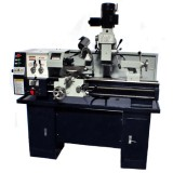 """12"""" x 30"""" Gear Head Combo Lathe Mill Drill W/ Cooling System  