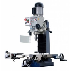 "27 9/16"" x 7 1/16"" Milling and Drilling Machine with Powerfeed 