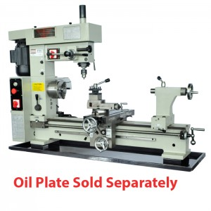 "BT800 16"" x 30"" Combo Metal Lathe With Mill Drill 
