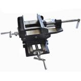 6 Inch 2-Axis Travel Cross Vise For Mills OR Drill presses & Toolmaker's & Sine Vise | 75056V