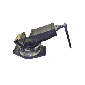 "4"" Tilting / Swiveling Milling Vise  | QHK-4"