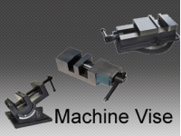 Machine Vise