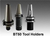 BT50 Tool Holders