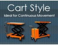 Cart Style Lift Truck