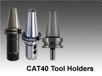 CAT40 Tool Holders