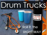 Drum Trucks