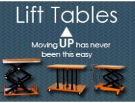 Table Lift Trucks
