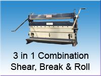 Shear-Brake-Roll-combo