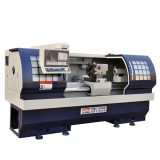 "20"" x 60"" CNC Lathe With 6 Positions Toolpost & 3 1/4"" Bore 