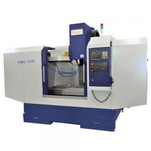 "51""x27.6""x26"" CNC Vertical Machining Center 3 Axis Hard Guideway - CNC Lathes & CNC Milling Machines, CNC Machine Center | VMC1370"