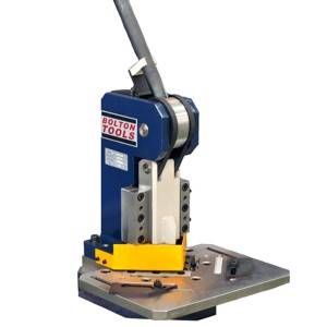 Heavy Duty Manual Corner Notcher | HN0411