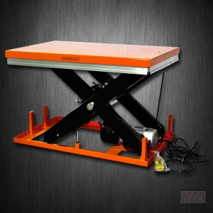 Stationary Powered Hydraulic Lift Table | 8800 lb | ET4001