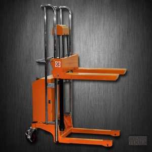 Electric Powered Hand Stacker | 880 lb | ETF40-15