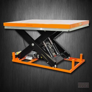 Industrial Hydraulic Electric Lift Table | 4400 lb | ETW2000