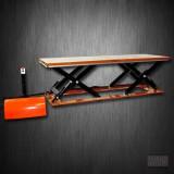 Remote Control Electric Hydraulic Lift Table | 6600 lb | ETYY3001