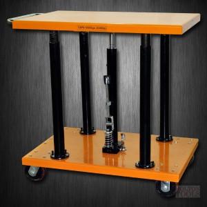 Center Post Hydraulic Lift Table | 2200 lb | PT-20-2436