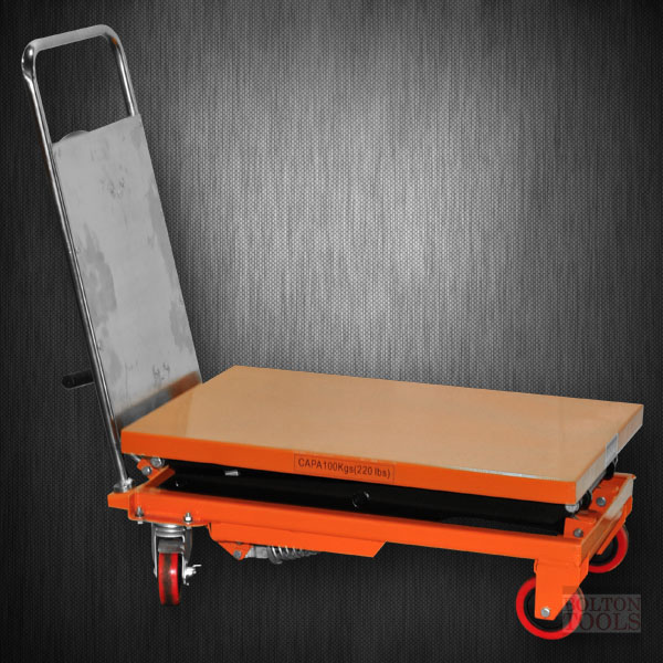Hydraulic Table Lift Kits : Cylinder seal kit for hydraulic double scissor lift table