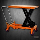Hydraulic Scissor Lift Table Cart | 2200 lb | TF100