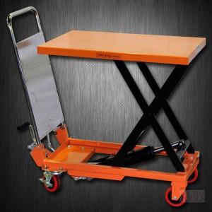 Hydraulic Scissor Lift Table Cart | 330 lb | TF15A