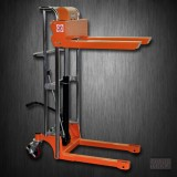 Foot Operated Pallet Stacker   880 lb   TF40-11
