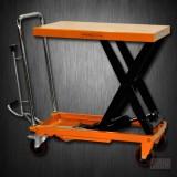 Hydraulic Scissor Lift Table Cart | 1100 lb | TF50
