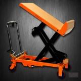 Hydraulic Scissor Lift and Tilt Table Cart | 1100 lb | TF50F