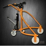 Foot Operated Hydraulic Oil Drum Pallet Truck | 660 lb | TY30-2