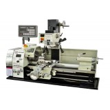 "11"" x 28"" High Precision Variable Speed Combo Lathe W. DRO - Combo Lathe/Mill/drills | BPD290VF"