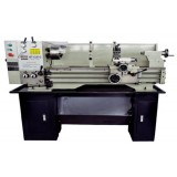 """13"""" x 37"""" Gear-Head, Camlock Spindle Gap Bed Lathe With Stand - Metal Lathes 