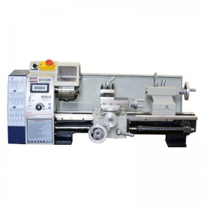 8 X 15 Inch Precision Mini Metal Lathe Variable Speed | BT210V