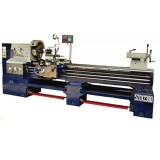 "20.5""x90"" High Precision Engine Lathe w Taper Attachment & DRO - Metal Lathes 