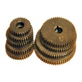 9 pcs Change gears for CQ9318 or AT750 - Accessories For Lathe/mill/drill | CQ9318G