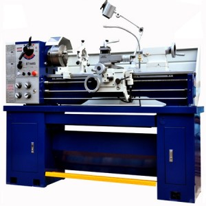 "14"" x 40"" Gear Head Toolroom Metal Lathe With 2"" Bore Three-Phase  