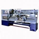 "16"" x 40"" Industrial Grade Big Bore High Precision Engine Lathe - Metal Lathes 