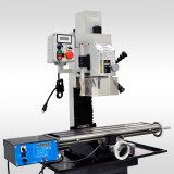 "27 1/2"" x 7"" VARIABLE SPEED MILL DRILL WITH POWER FEED  