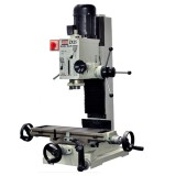 "20 1/2"" x 6 1/2"" GEAR-HEAD MILL DRILL - Milling Machines 