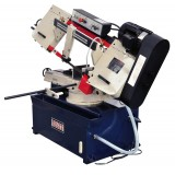 10 Inch x 18 Inch Metal Cutting Band Saw With Swiveling Base - Horizontal Bandsaws   | BS-1018R