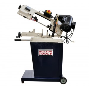 "5"" x 6"" METAL CUTTING BANDSAW WITH SWIVEL HEAD  