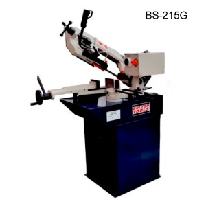 6 Inch x 7 7/8 Inch Mitering Bandsaw With Swivel Mast |  BS-215G