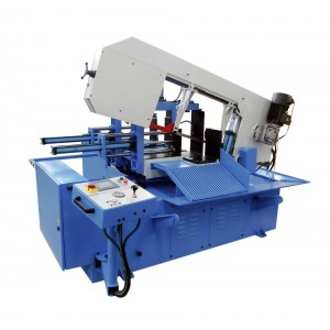 18 Inch x 26 Inch Automatic CNC Metal Cutting Band Saw - Horizontal Bandsaws  | BS-650G