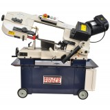 "7 "" X 12 "" Geared Head Metal Cutting Band Saw - Horizontal/Vertical Combination Bandsaws   