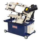 9 Inc x 12 Inch Metal Horizontal Cutting Band Saw With Swivel Base  | BS-912GR
