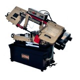 9 Inch x 16 Inch Variable Speed Horizontal Metal Cutting Bandsaw | BS-916V