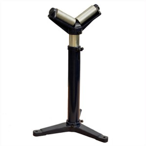25 Inch Height Adjustable Band Saw Material Stands    BS-S1