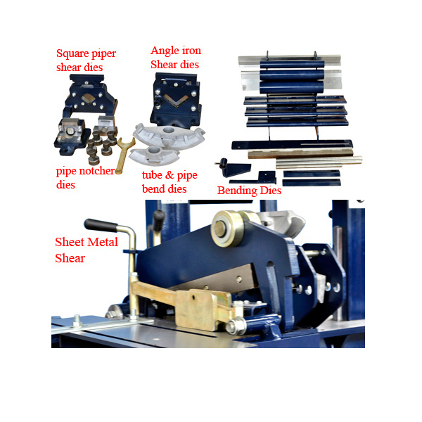 Metal fabrication tools