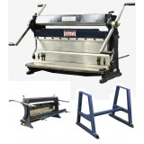 "24"" Combination 3 in 1 Sheet Metal Machine - BRAKES AND PRESSES 