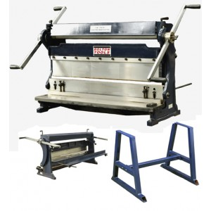 """30"""" Combination 3 in 1 Sheet Metal Machine - BRAKES AND PRESSES 